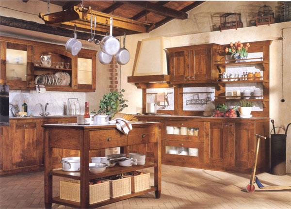 5 alapszabály, ha vidéki stílusú konyhát szeretnél