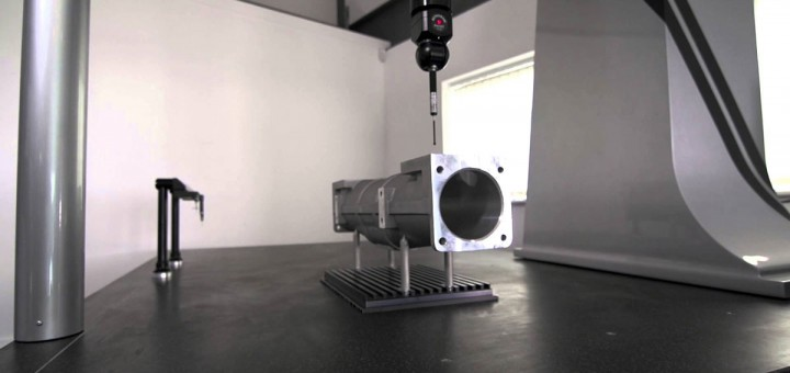 Megszületett az eddigi legnagyobb Aberlink koordináta mérőgép