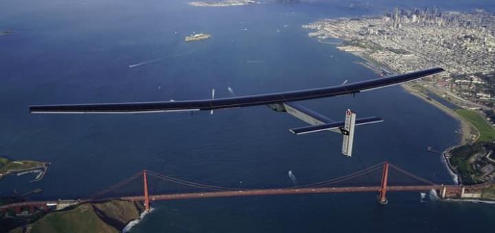 Világkörüli úton a Solar Impulse 2 napelemes repülőgép
