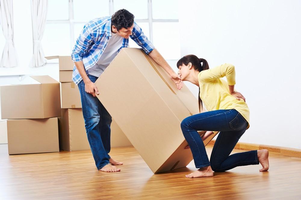 Van, amikor igenis nyűg a költözés!
